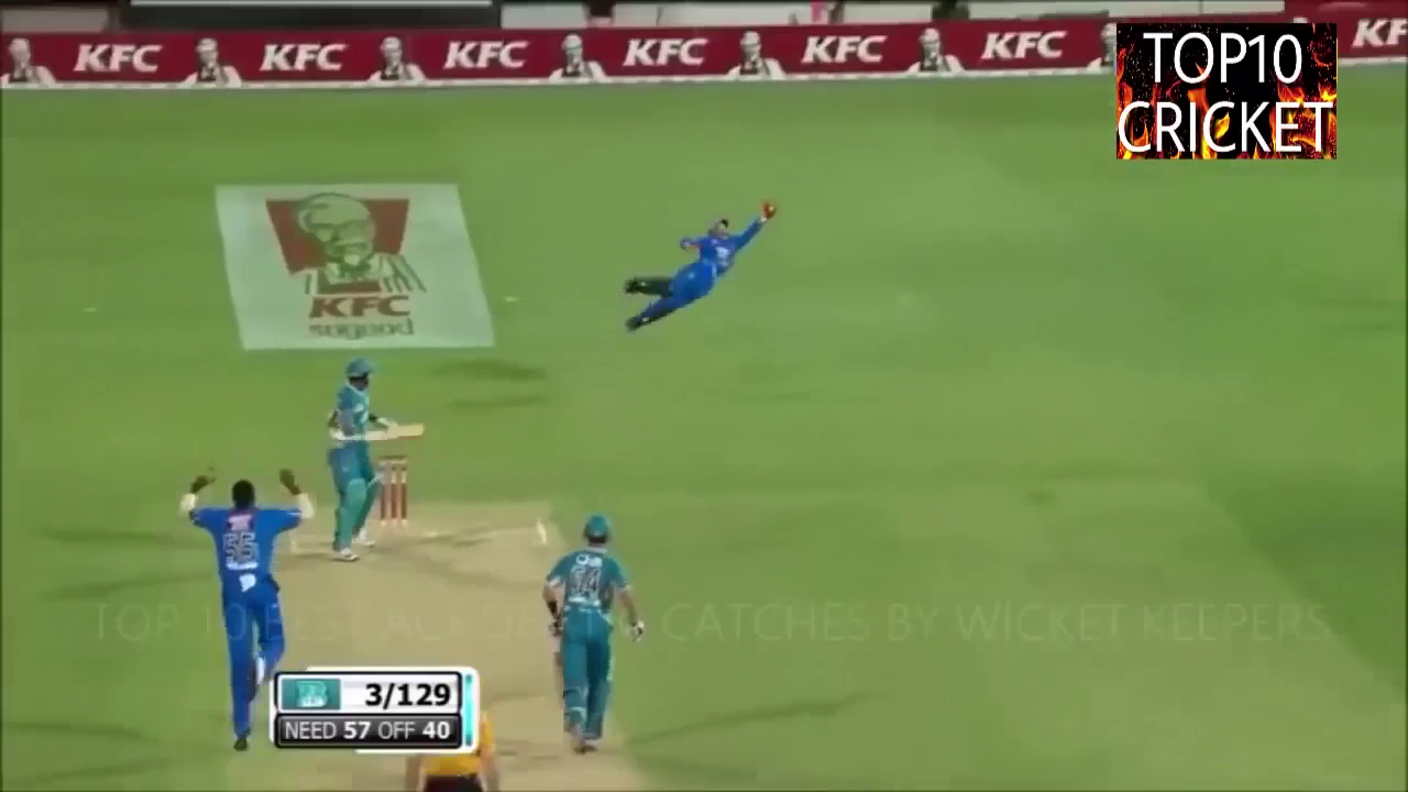 Top Catches Taken By Wicket Keepers