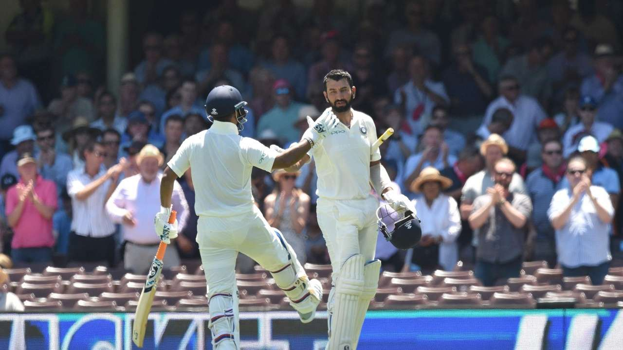 India make history at the SCG: Tweets of the Day