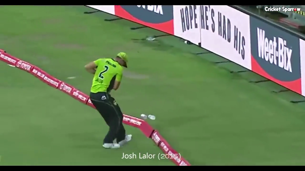 Top 10 Boundary Line Catches