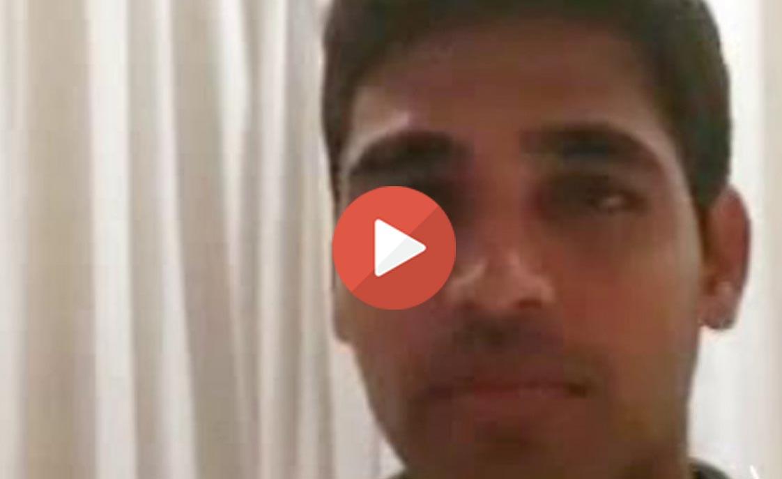 Bhuvneshwar Kumar wishing MS Dhoni Happy Birthday