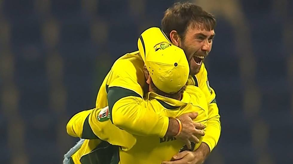 Glenn Maxwell, Mitchell Marsh counterattack help Australia recover against England