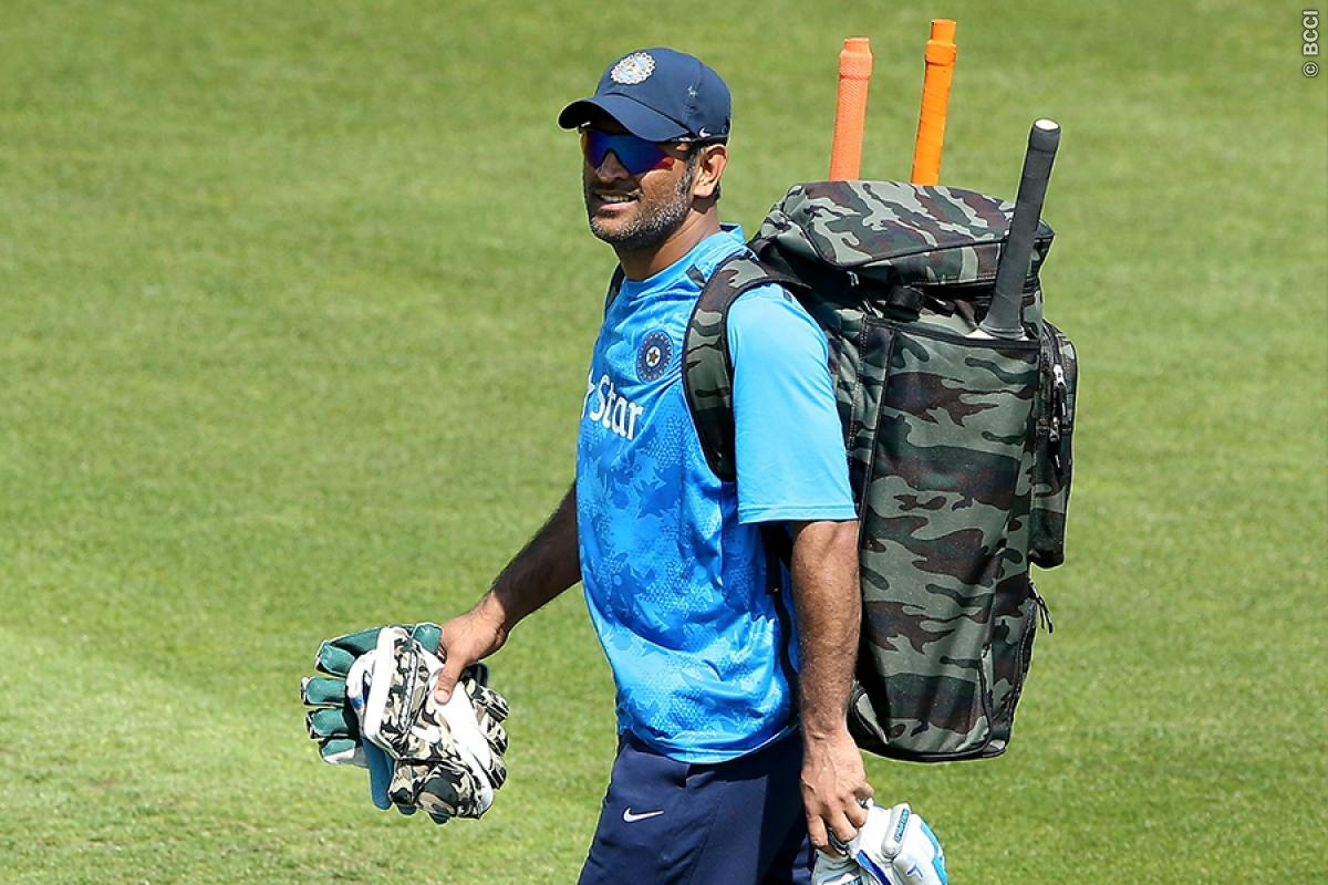 Why MS Dhoni is Captain Cool!