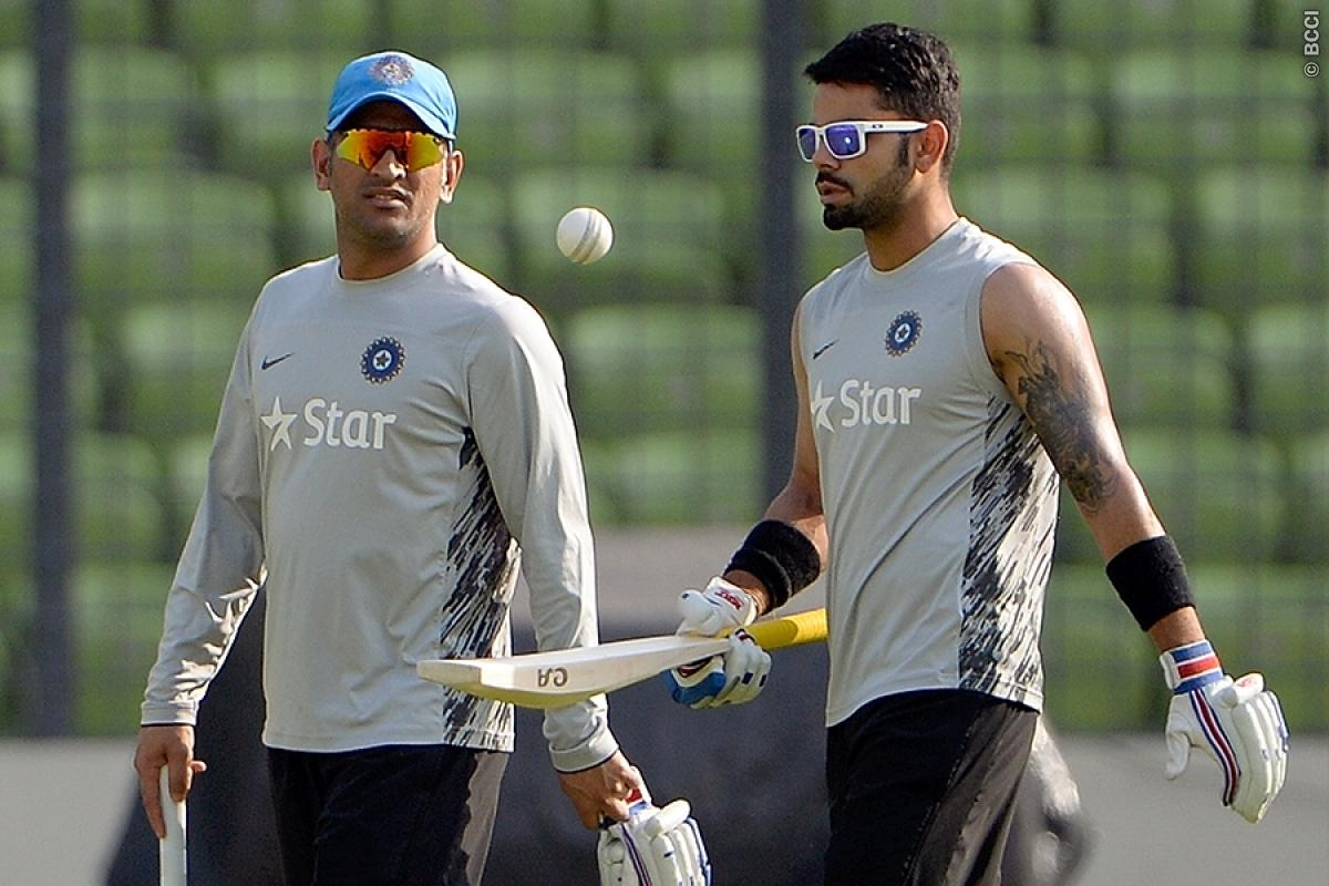 BCCI ranks MS Dhoni, Raina, Bhuvneshwar in 'Grade A'