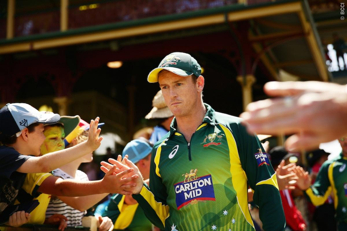 George Bailey Set For Test recall in Australia Tour of India