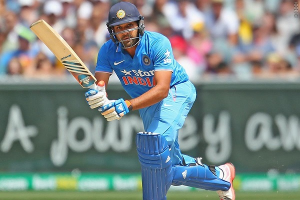 Rohit Sharma Starts off New Year with Massive Hundred Against Australia at WACA