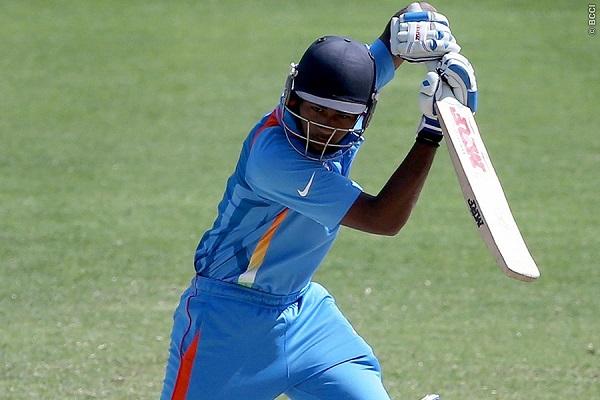 Ambati Rayudu ruled out of Zimbabwe tour, Sanju Samson replaces in-form batsman