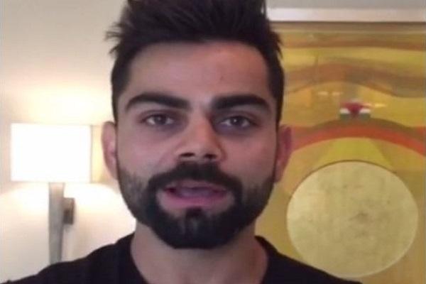 Virat Kohli sends message to fans ahead of Sri Lanka tour [VIDEO]