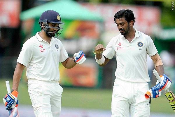 Watch KL Rahul Century: Sri Lanka vs India 2nd Test Day 1 Highlights