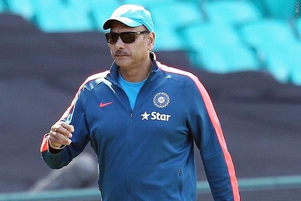 Ravi Shastri Becomes Head Coach; Zaheer Khan Bowling Coach