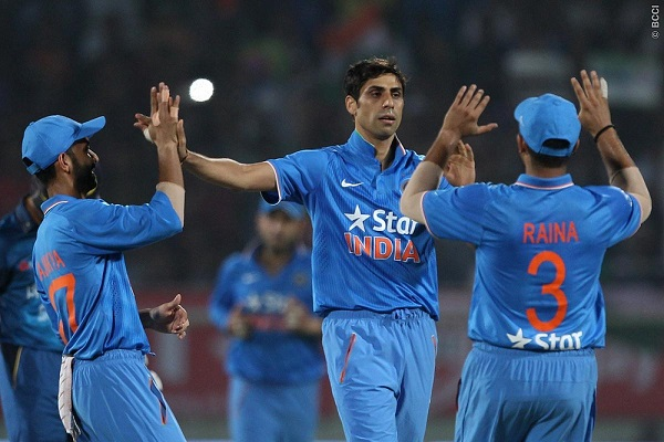 Is Ashish Nehra ready to Lead Indian Cricket Team attack in ODIs?