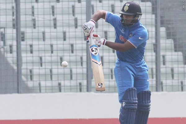 Under-19 World Cup: India to Face Namibia in Quarterfinals