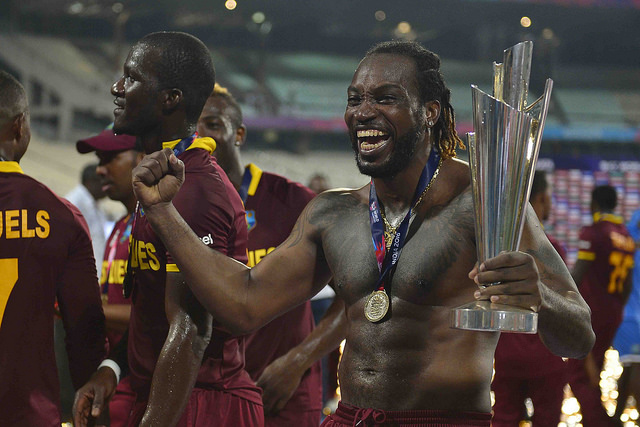 West Indies Script History in a Stunning World T20 Final