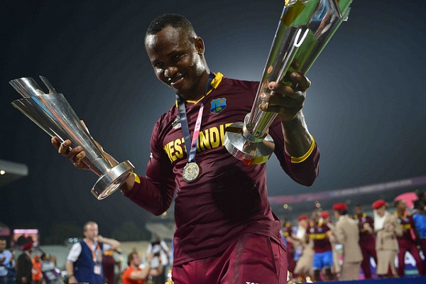 Marlon Samuels Fined For Using 'Offensive Language' in World T20 Final