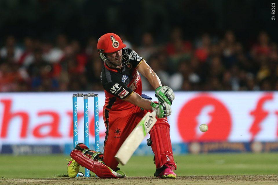 AB de Villiers Stunner Propels Royal Challengers Bangalore into IPL Final