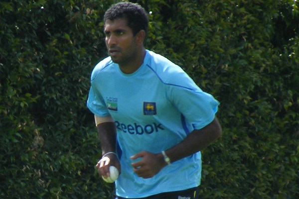 Sri Lanka Pacer Dhammika Prasad Ruled Out of 1st Test Against England