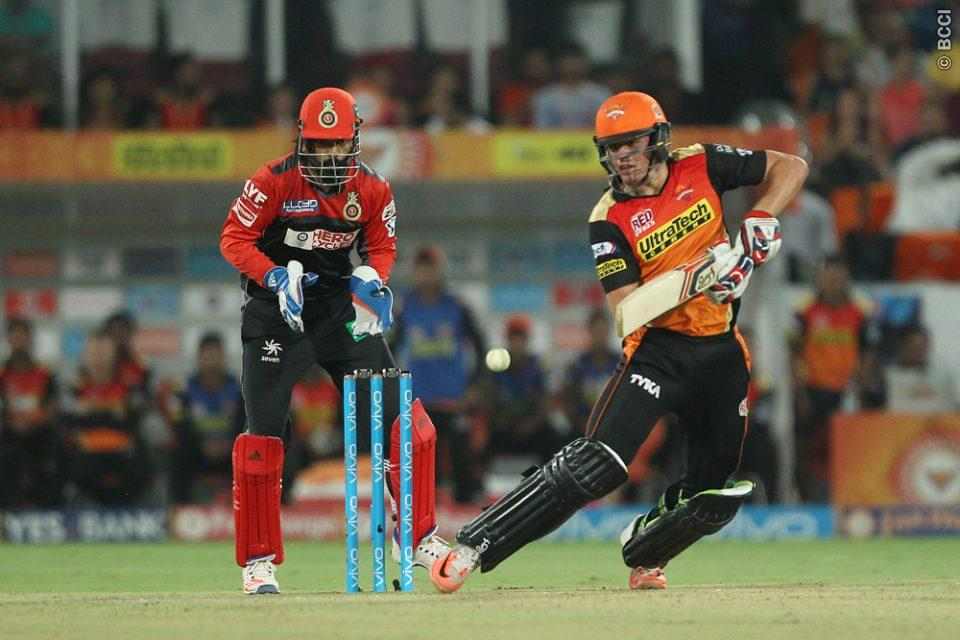 IPL Final: Sunrisers Hyderabad, Royal Challengers Bangalore Ready for the Showdown