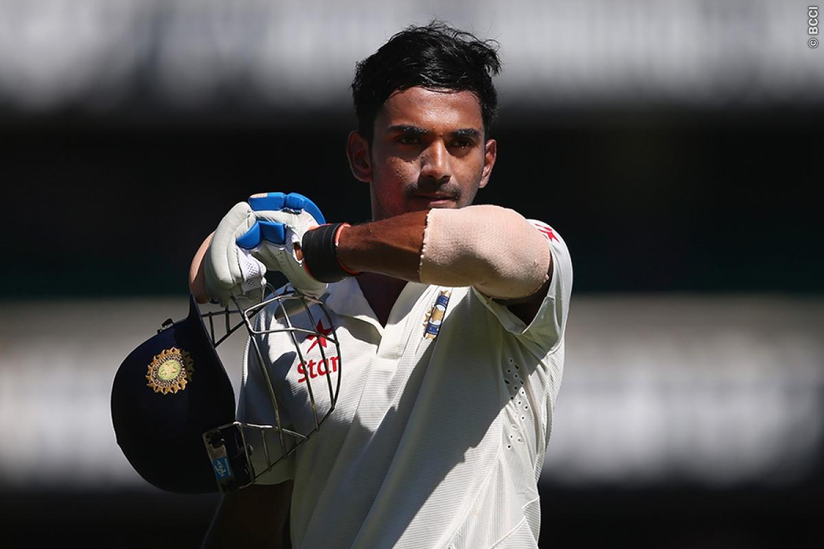 KL Rahul Continues to Enhance his Reputation as India Opener