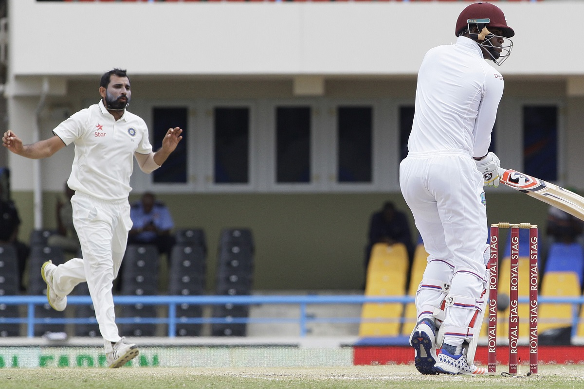 Anil Kumble on Mohammed Shami: He is Fit, Running in and Motivated