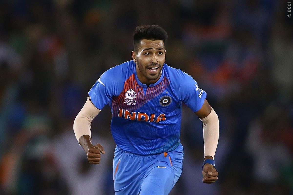 Hardik Pandya Pleased With His Match-Winning Effort in 1st ODI