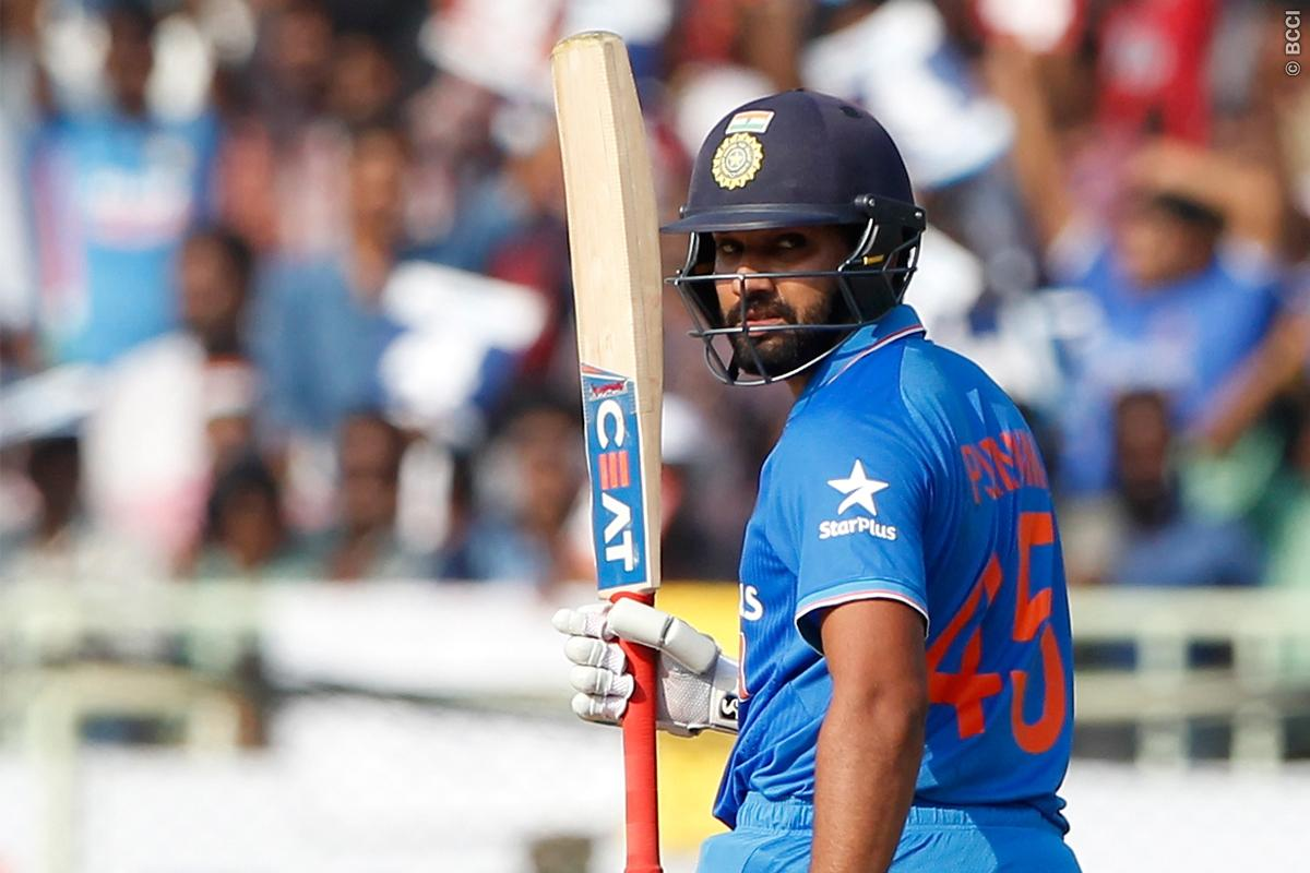 Rohit Sharma, MS Dhoni Propel India to Series Win