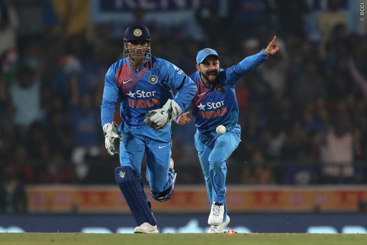 MS Dhoni Gains Places in Latest ICC ODI Rankings