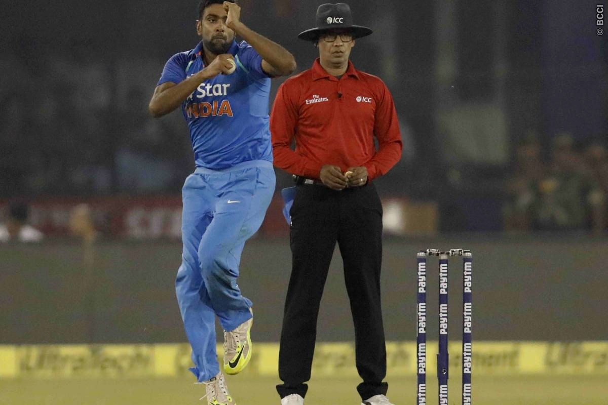 Mahendra Singh Dhoni Instrumental in Ashwin's Growth