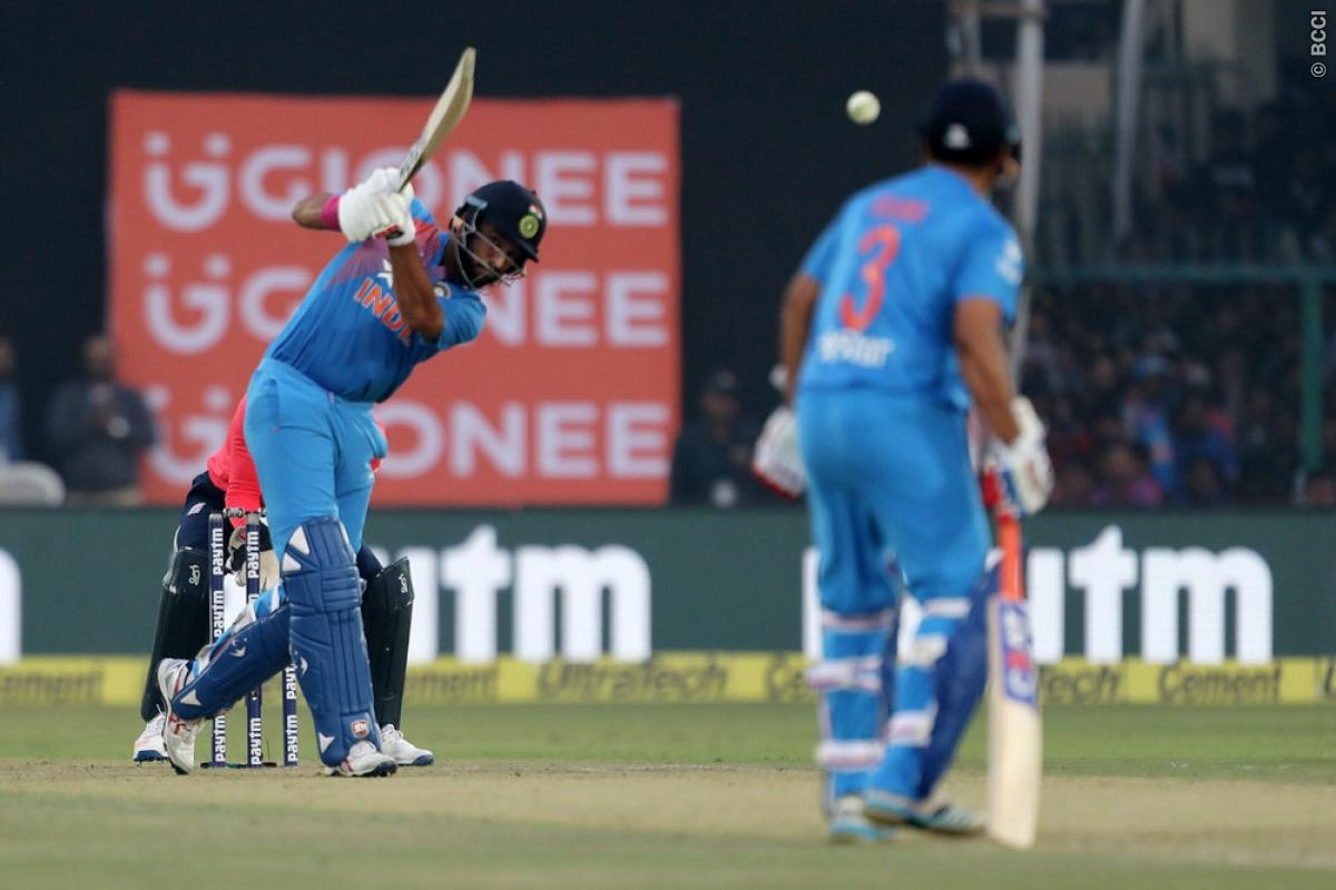 Yuvraj Singh's Form Augurs Well for Indian Cricket Team