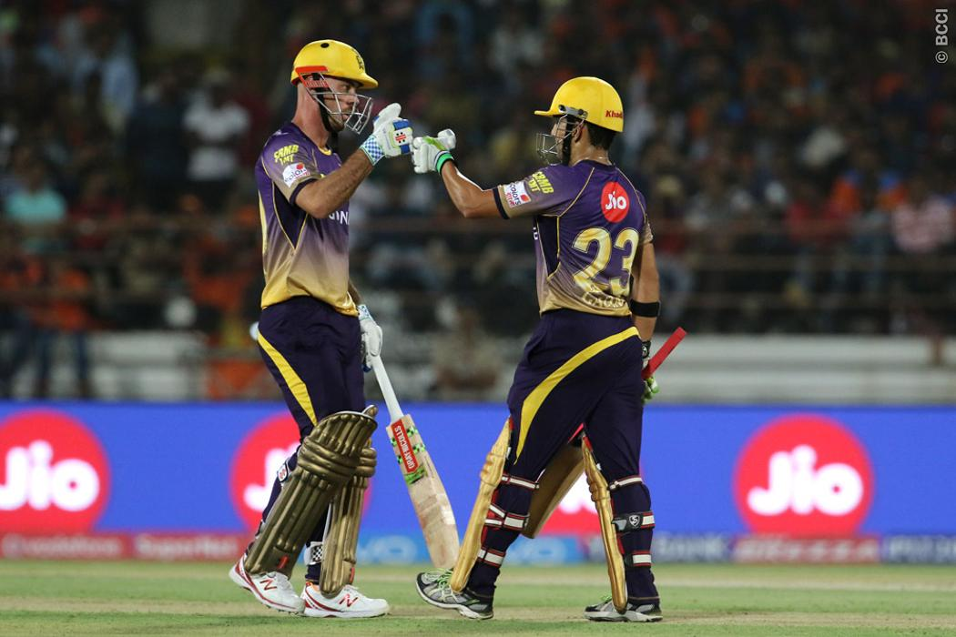 Kolkata Knight Riders Start with Thumping of Gujarat Lions