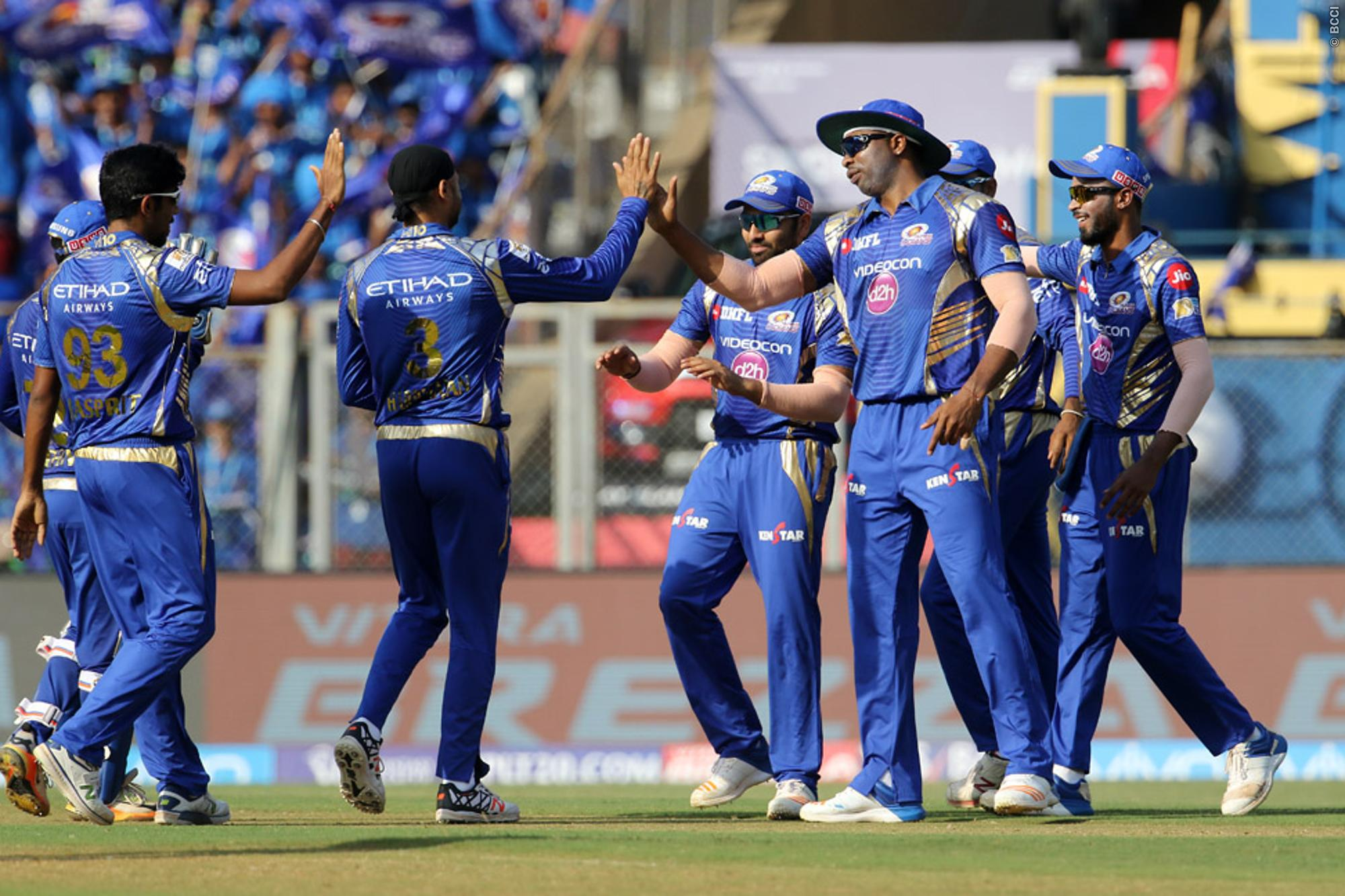 IPL 2017: Mumbai Indians Becoming the Team to Beat?