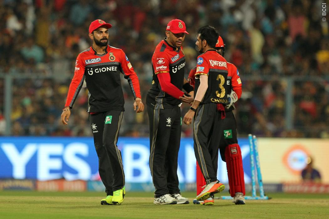 IPL 2017: RCB's Sensational Collapse Against KKR