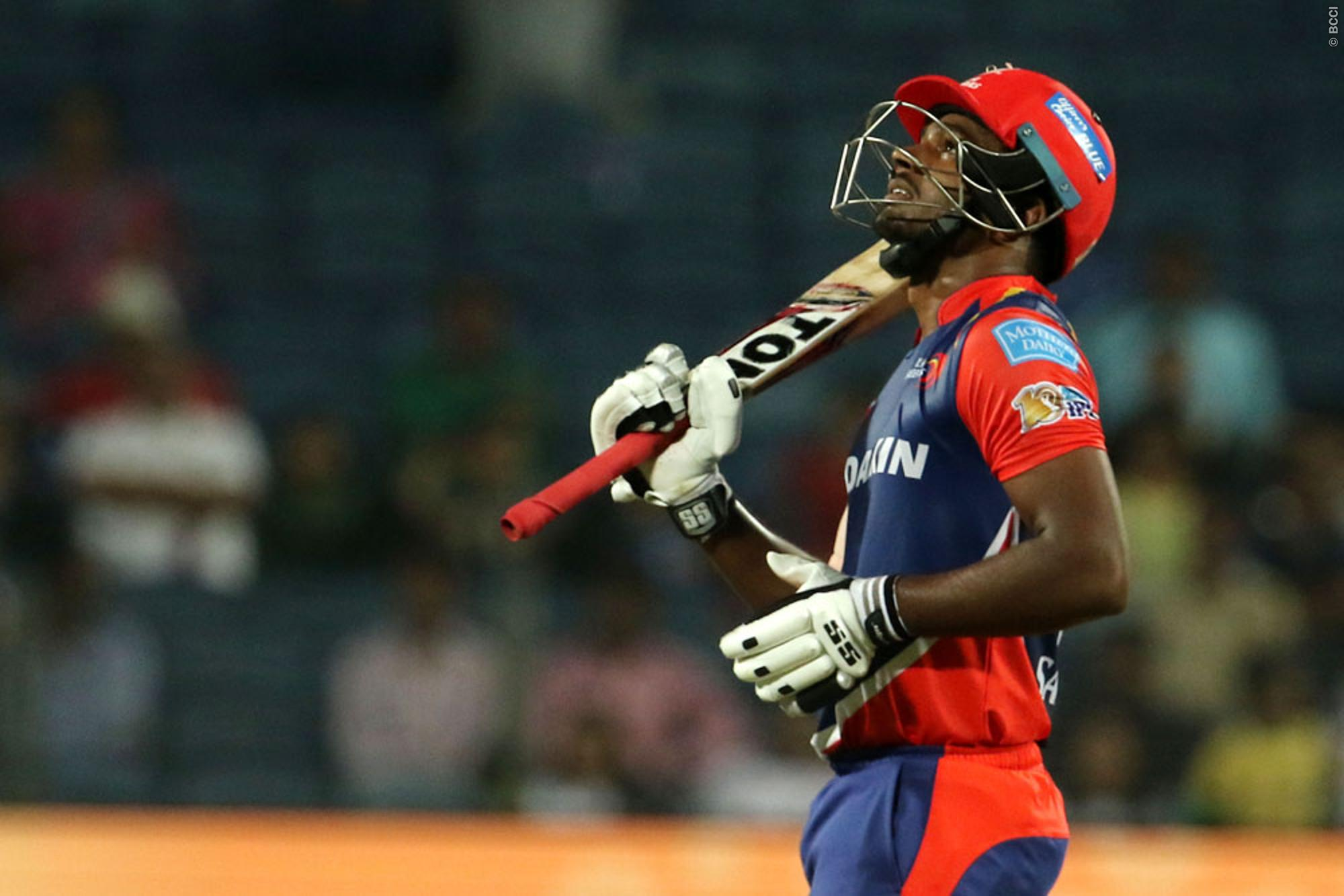 Sanju Samson Shows Temperament to be in Big League