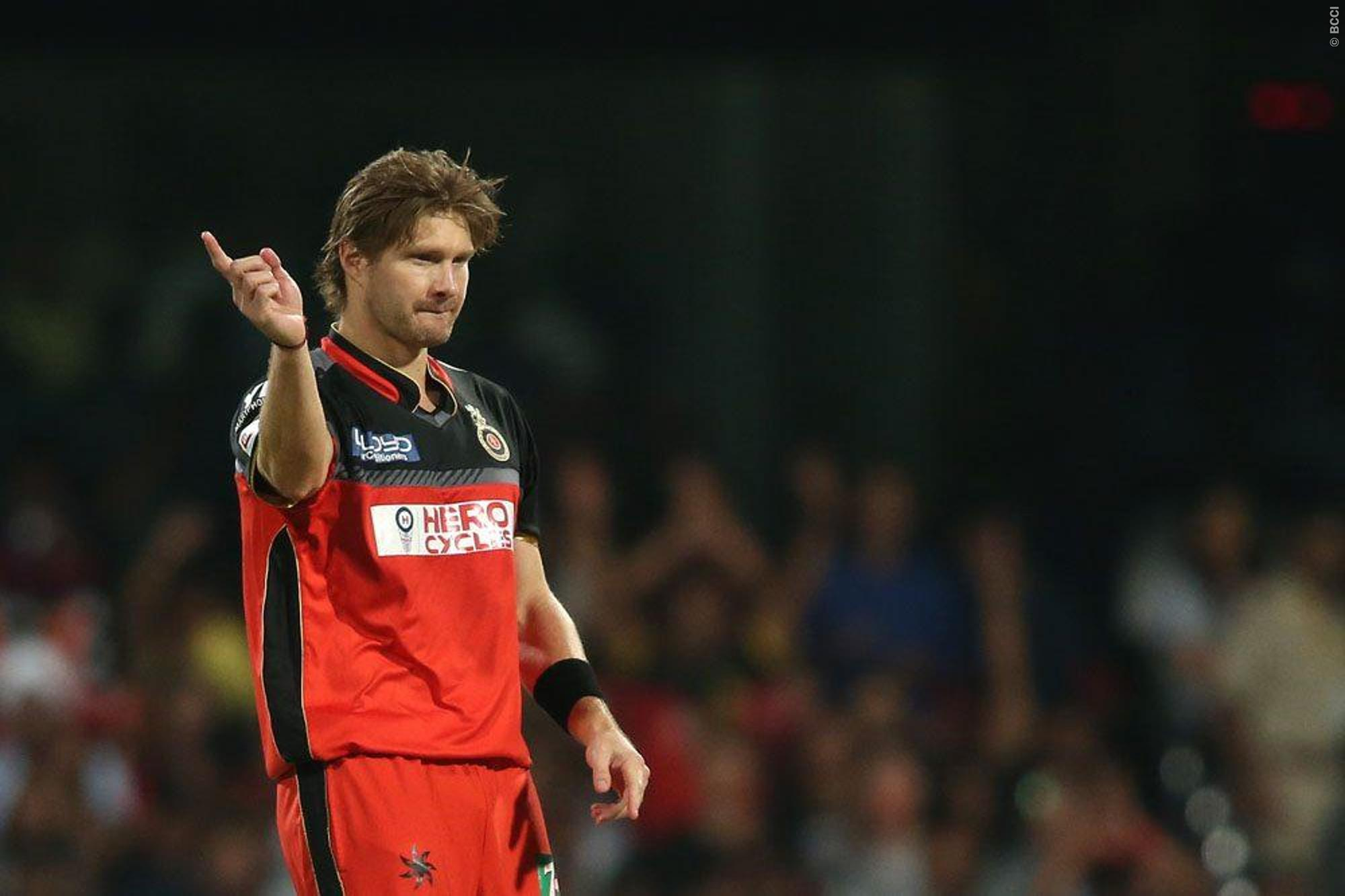 Shane Watson to Captain Royal Challengers Bangalore in Virat Kohli's Absence