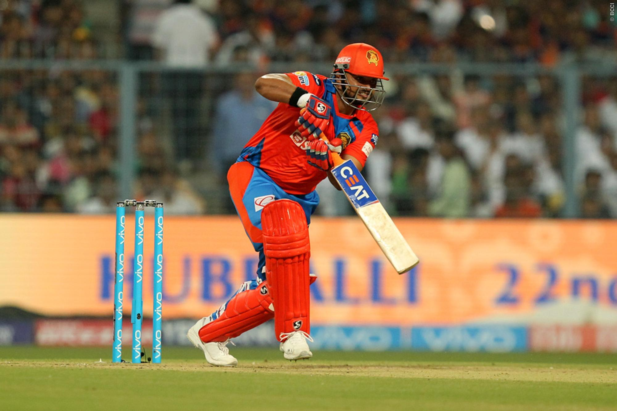 Suresh Raina Showing Promise with Noteworthy Performances