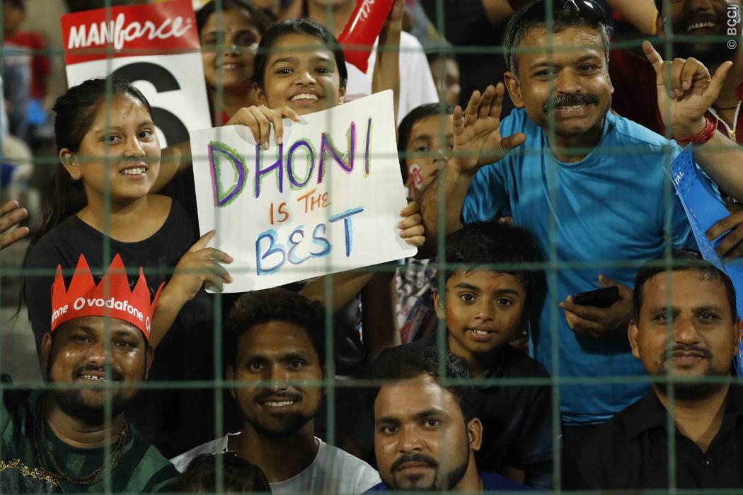 Is There Anyone Better Than MS Dhoni Behind the Stumps?