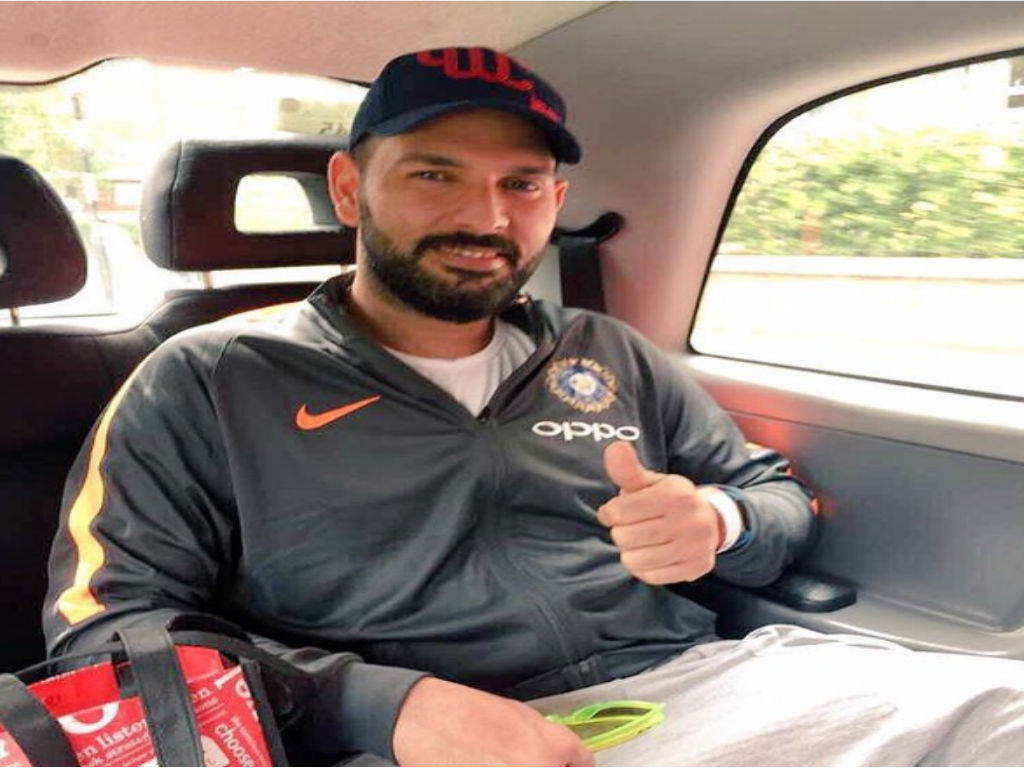 Yuvraj Singh Recovers from Illness, Joins Team India