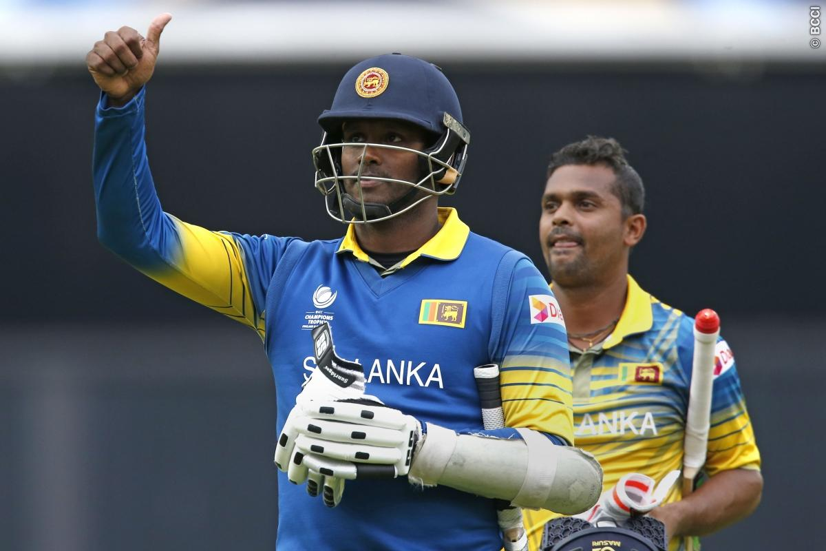 Angelo Mathews: Sri Lanka Looking to Sign off With a Win