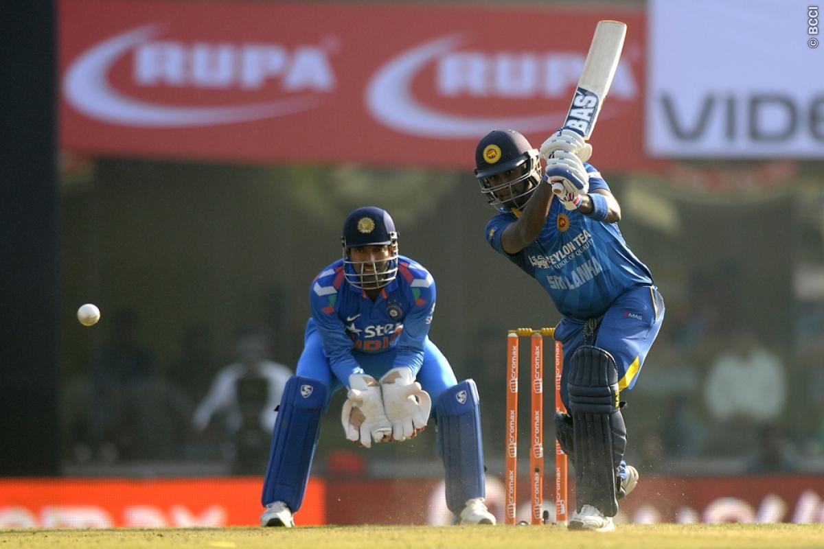 India vs Sri Lanka: Angelo Mathews the Batsman Declared Fit