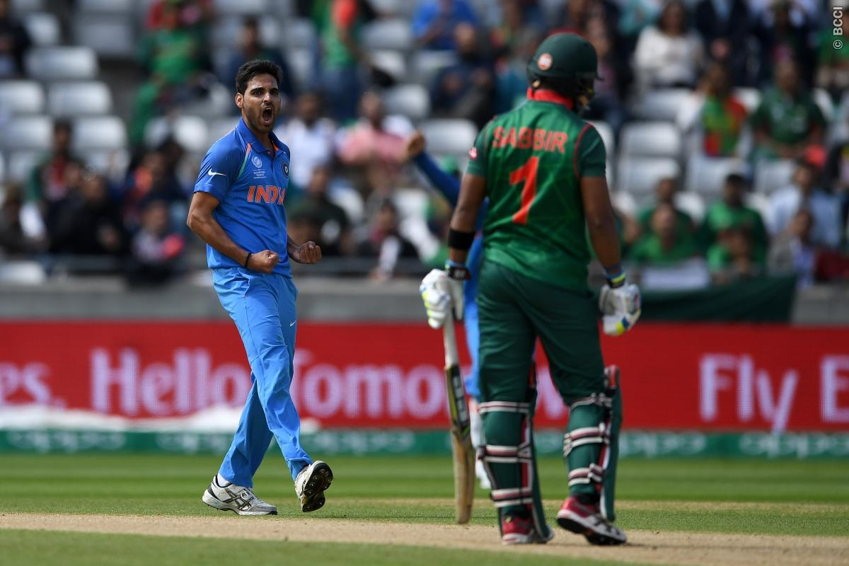 Bhuvi, Bumrah Hold Key in Champions Trophy Final