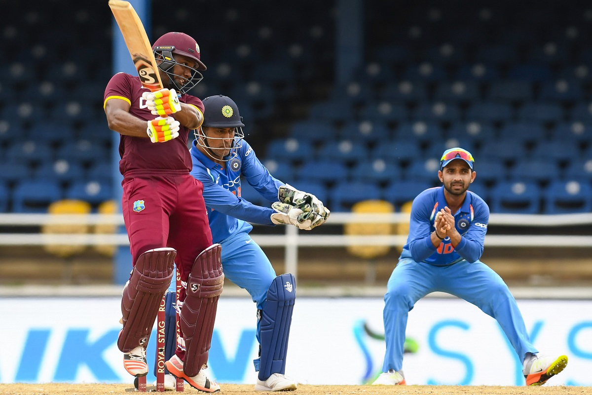 MS Dhoni Teases, Stumps West Indies in 'Slow Motion'