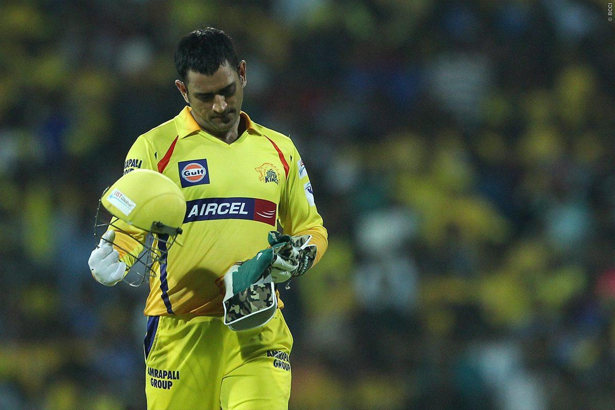 Chennai Super Kings Keen to Add MS Dhoni as Skipper