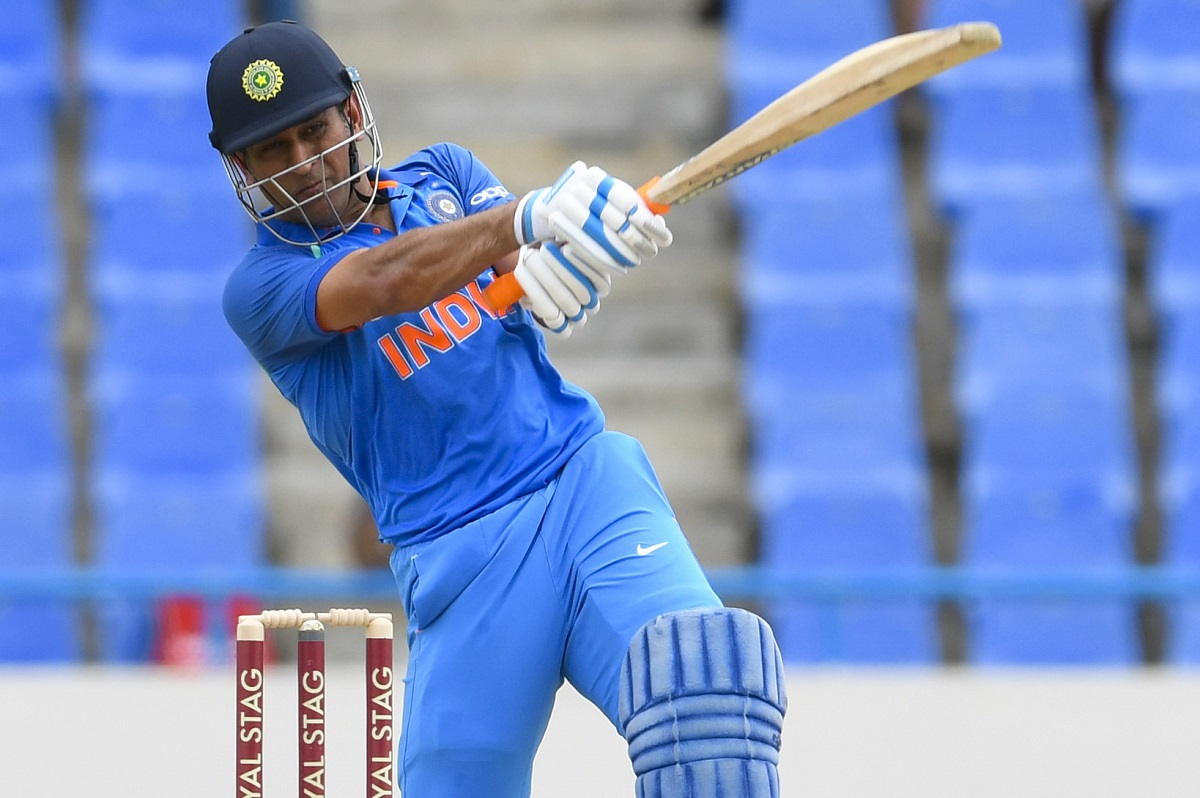 Mahendra Singh Dhoni Hits the Ground Running in Sri Lanka