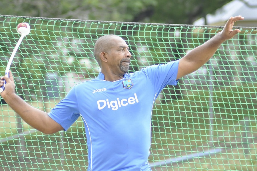 Phil Simmons Reportedly in line to Become Indian Team Coach