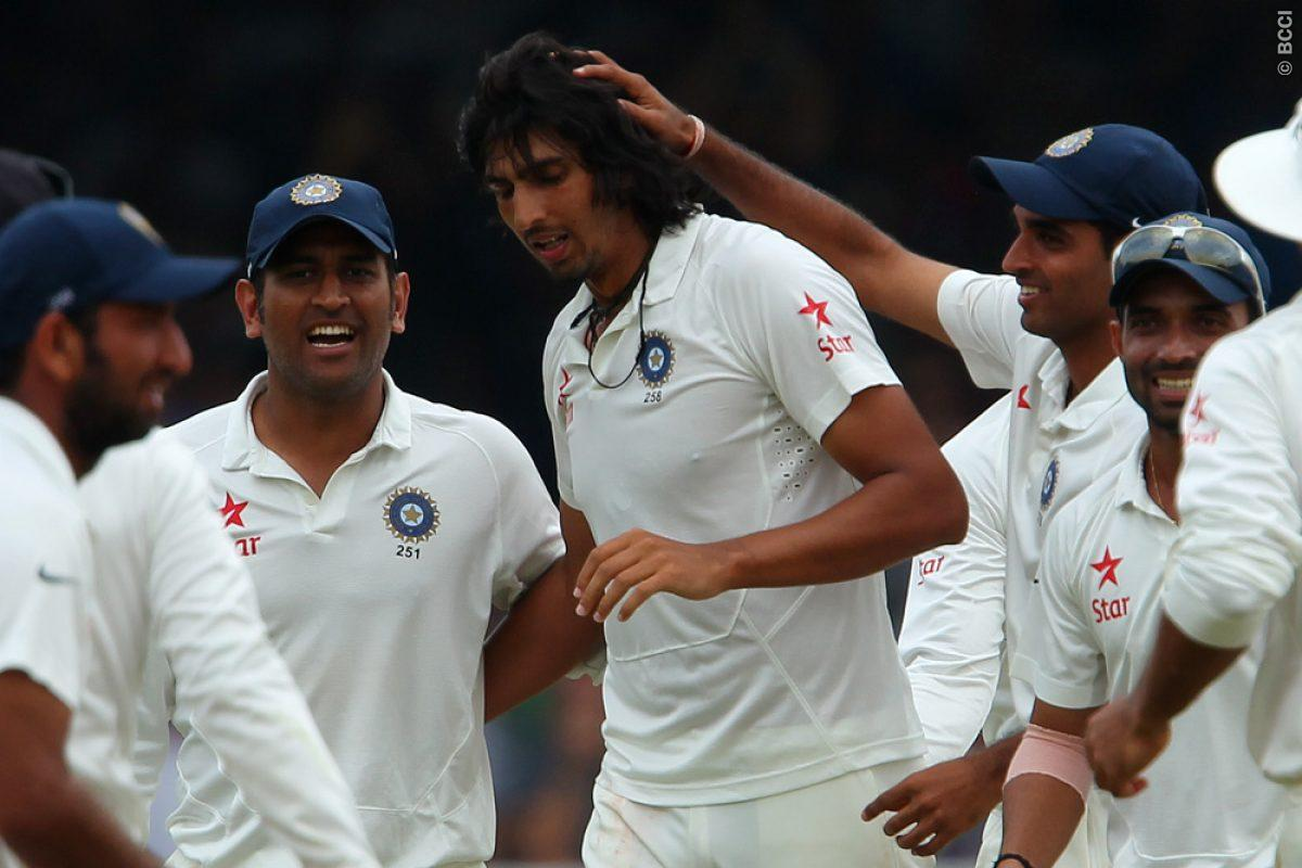 Ishant Sharma Reveals His Chemistry with MS Dhoni
