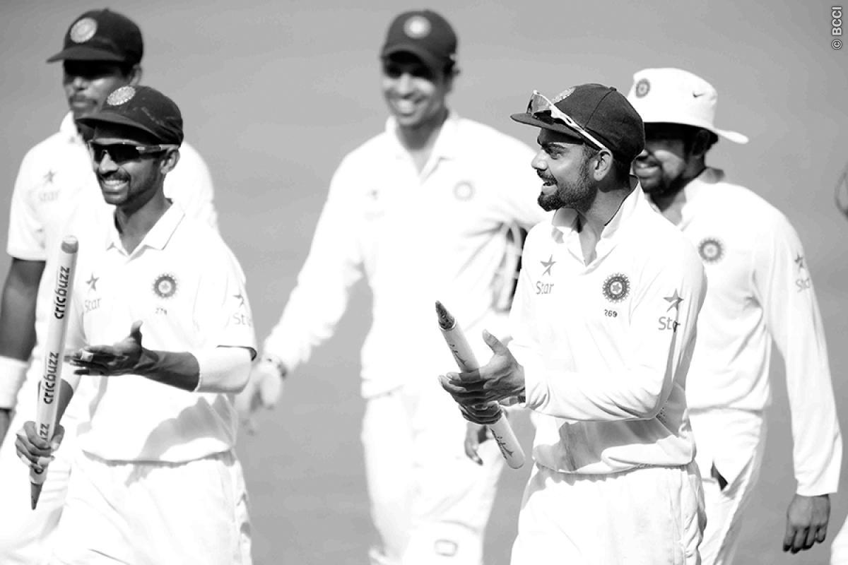 Live Score India vs Sri Lanka 3rd Test Match: Kohli - The Run Machine