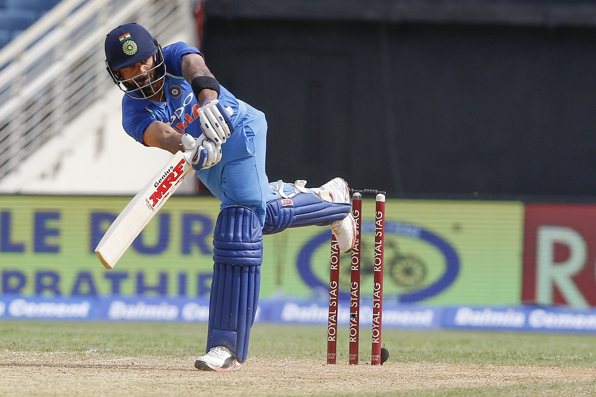 India Thumps Sri Lanka in MS Dhoni's Landmark Match