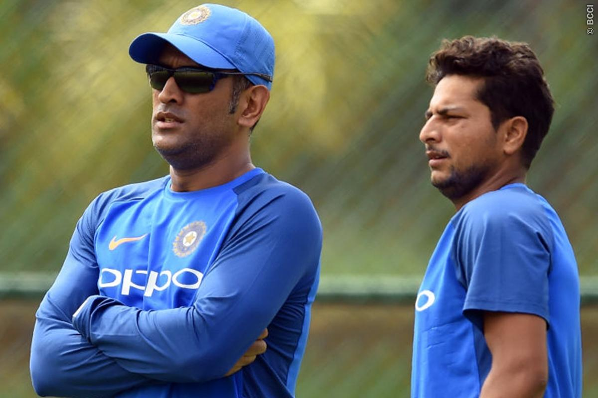 Kuldeep Excited to be Part of MS Dhoni's 300th ODI Game