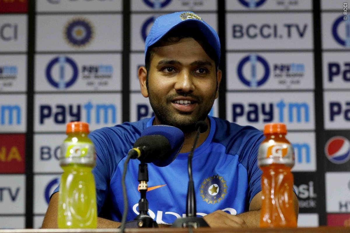 Rohit Sharma Reaches Fifth Position Among ODI Batsmen