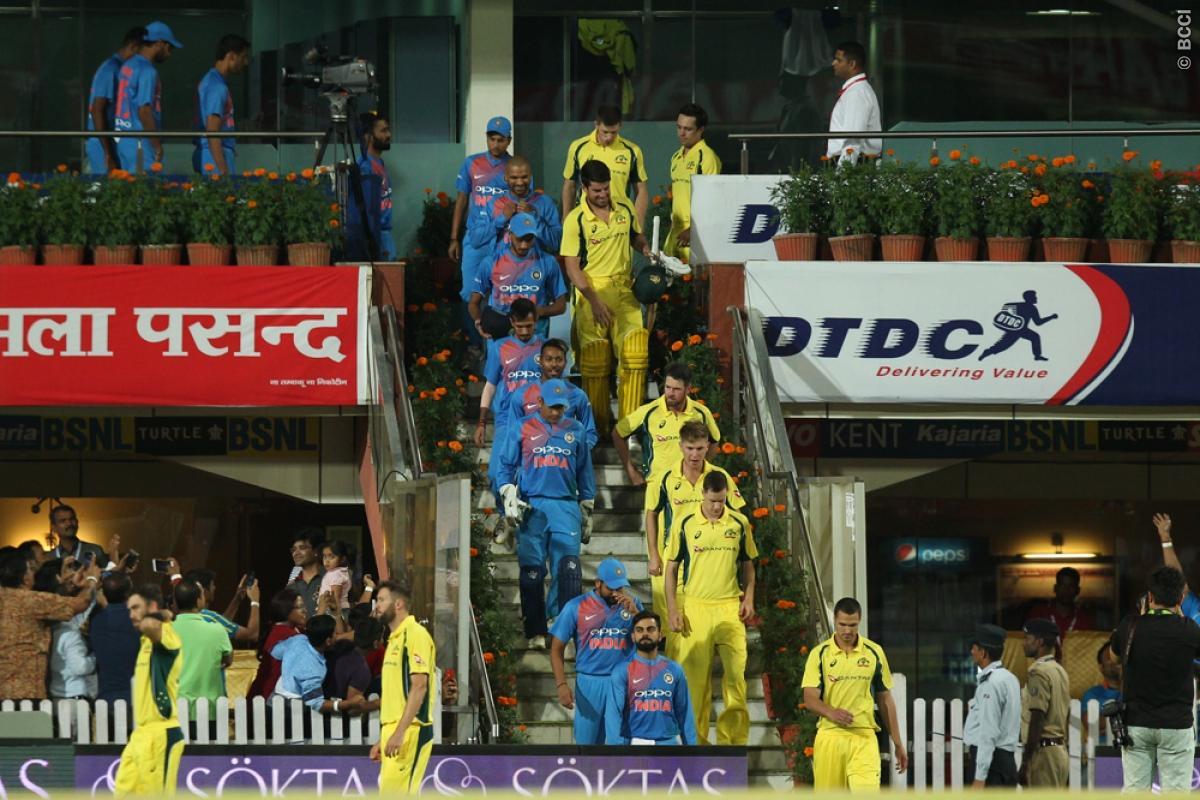 Match Preview: India vs Australia 3rd T20I