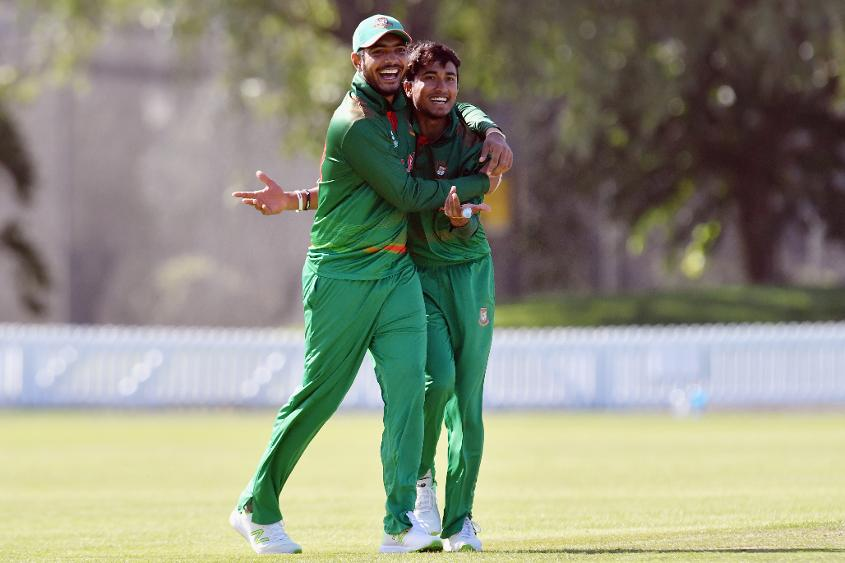 IMPRESSIVE AFIF AND TAWHID TAKE BANGLADESH TOWARDS QUALIFICATION