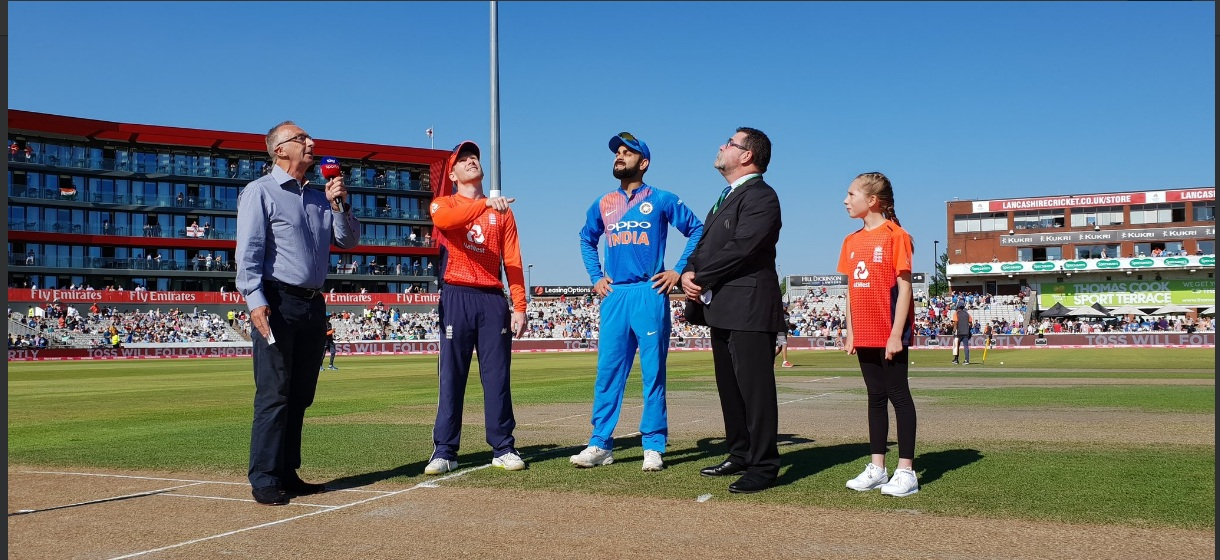 India vs England 1st T20 Toss Update: Kohli Wins Toss, Elects to Field